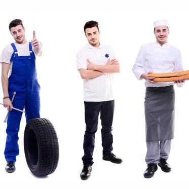 Laverie pour les industries